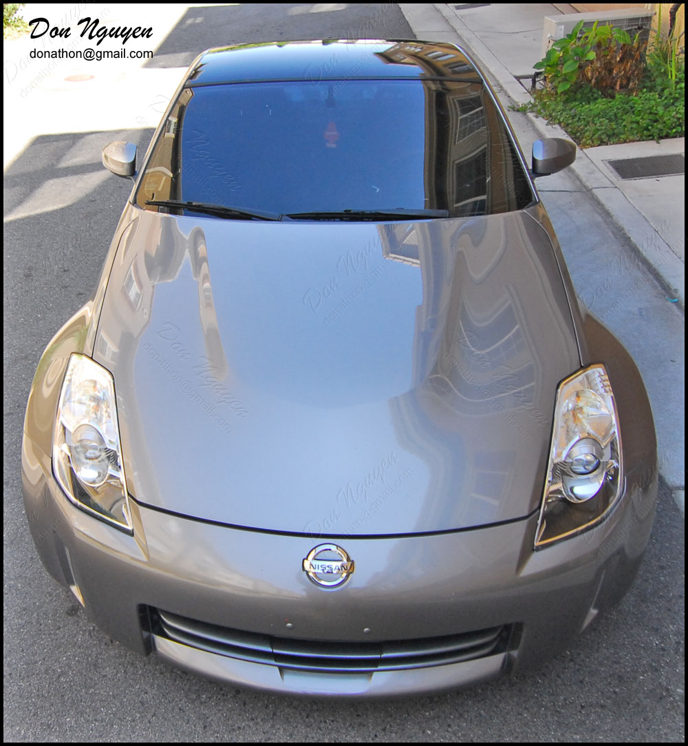 Roof Vinyl Wrap Thread Page 5 My350z Com Nissan 350z