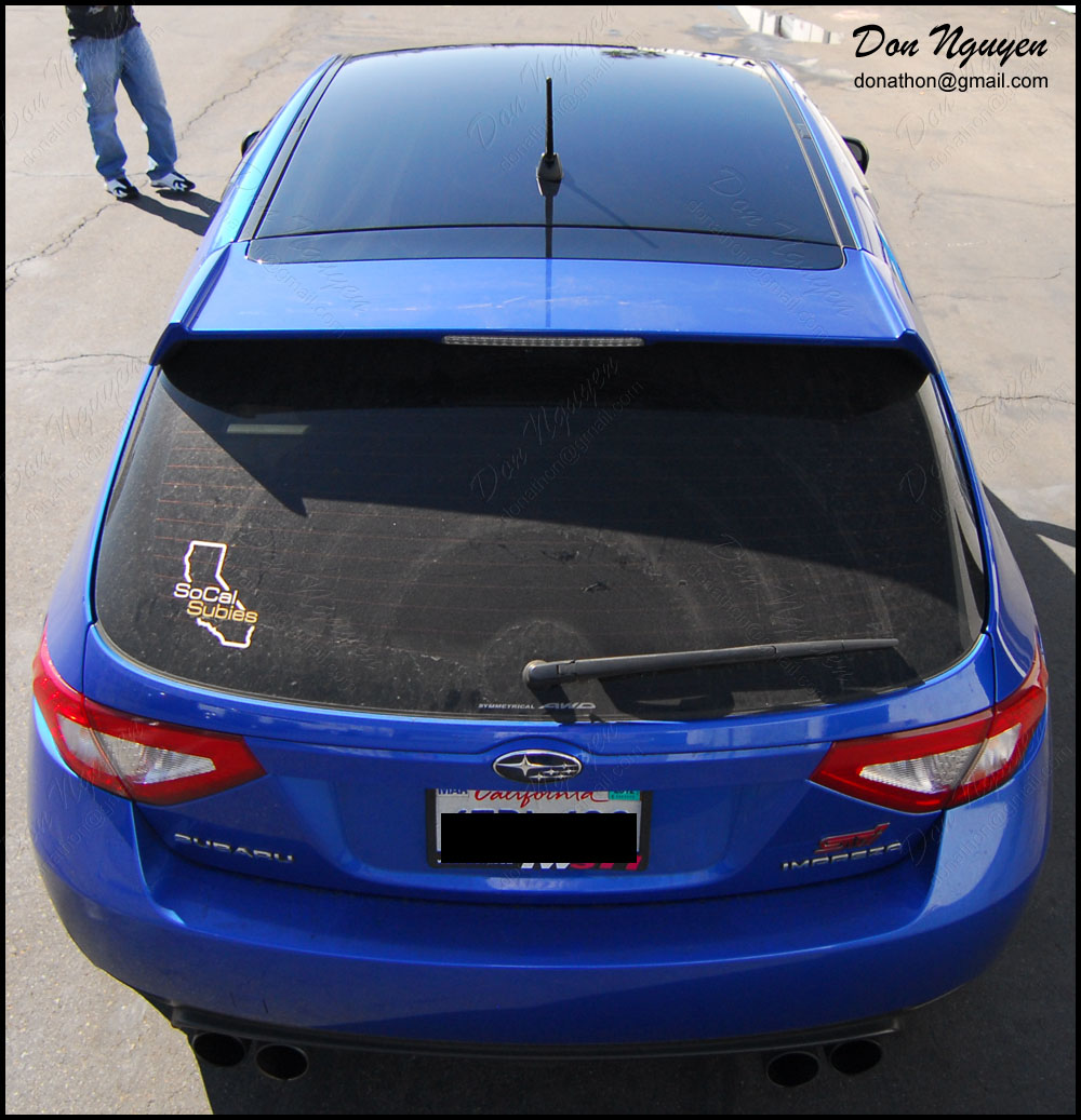 Don Nguyen   **Vinyl Roof Wrapping Services + Stickers/Graphics and ...